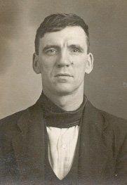 Frederick Barrett, le chef de chauffe