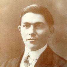 Frederick Wright, le moniteur de squash