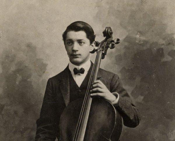 Roger Bricoux, violoncelliste sur le Titanic
