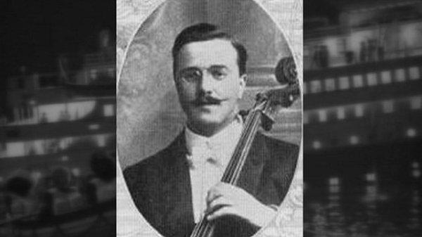 John Woodward, violoncelliste du Titanic