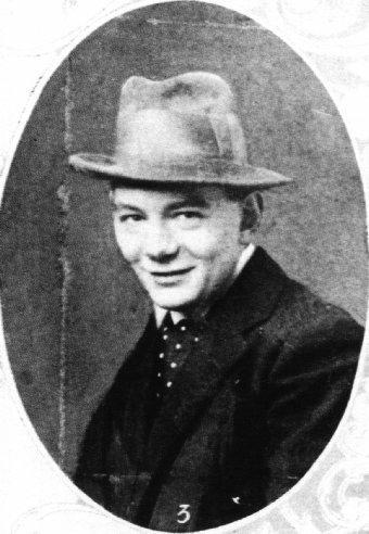 Georges Krins, violoniste du Titanic
