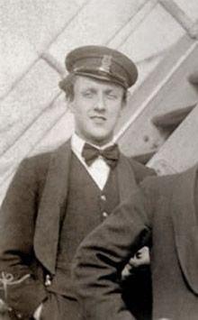John Hume, violoniste du Titanic