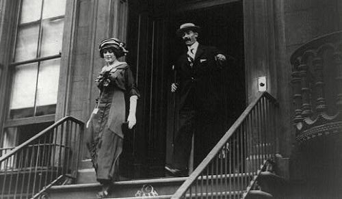 Madeleine Astor, passagère de 1ère classe