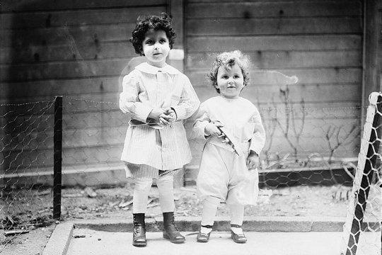 Michel Navratil et les orphelins du Titanic