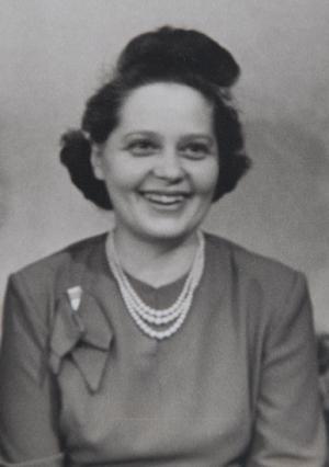 Lilian Gertrud Asplund