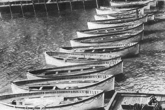 Que sont devenus les canots de sauvetage du Titanic après son naufrage ?