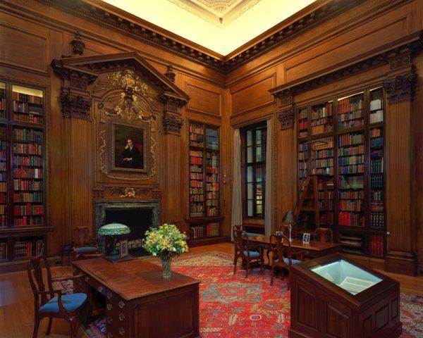 La Bibliothèque du Widener Memorial
