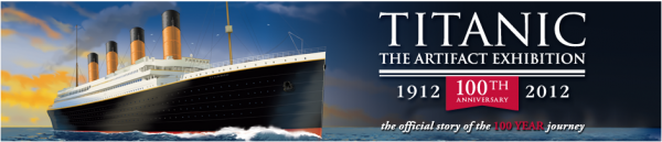 Expositions Titanic dans le monde