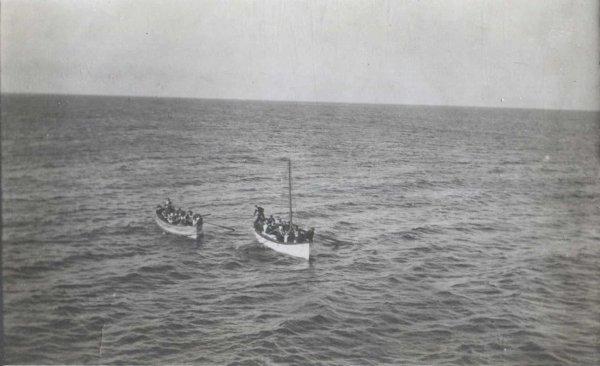L'équipement des canots de sauvetage