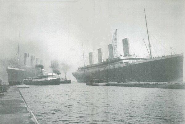Le Titanic n'aurait pas dû couler