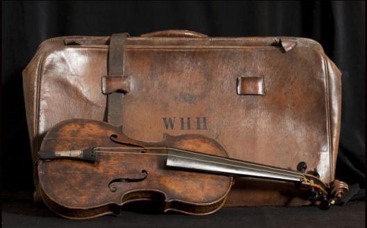 Le violon du Titanic