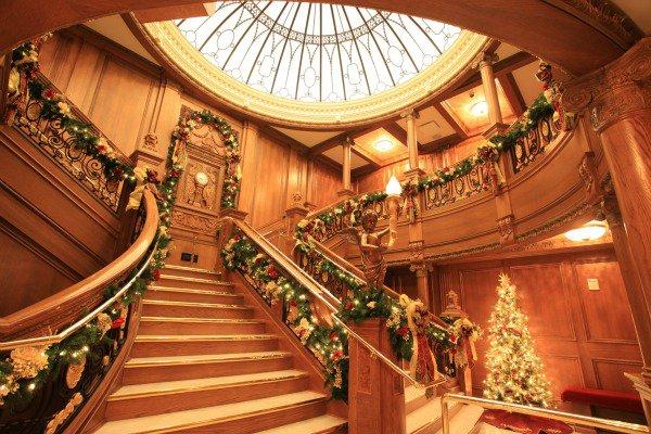 Noël sur le Titanic