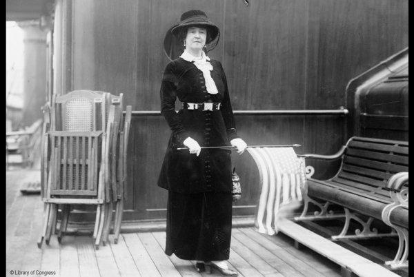 La mode à bord du Titanic