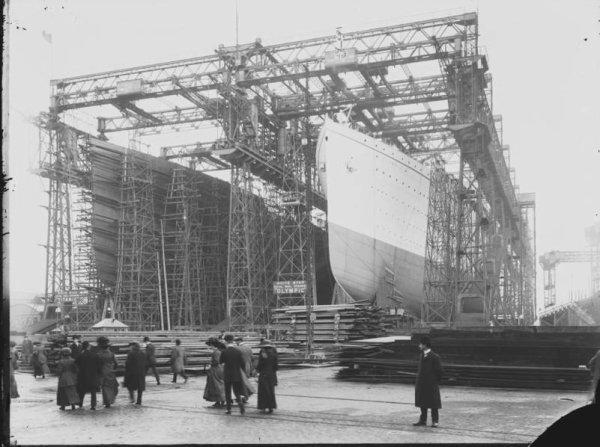39 infos sur le Titanic