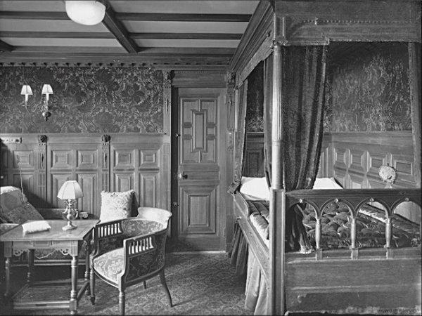 L 39 int rieur du titanic le titanic en 1912 for Titanic epave interieur