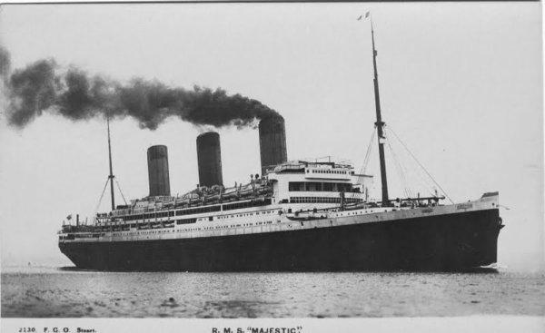Infos sur le Titanic