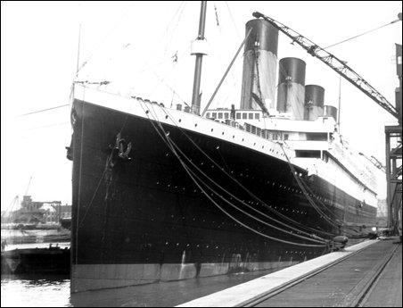 La grève des mineurs en 1912 et le Titanic