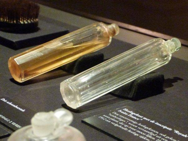 Les objets récupérés sur l'épave du Titanic