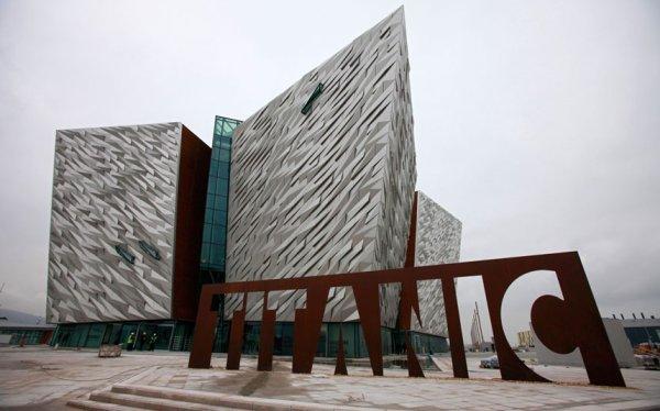 A destination de Belfast depuis Bruxelles
