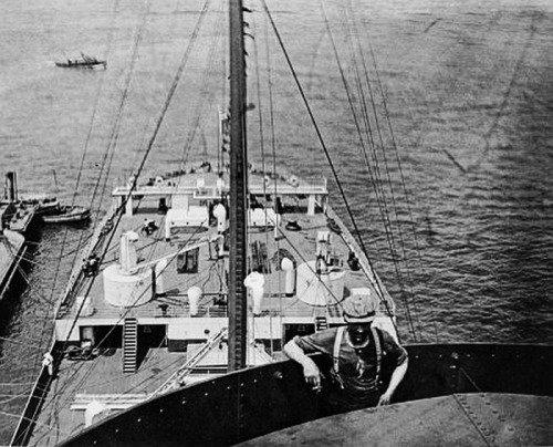 Les chauffeurs et les soutiers du Titanic