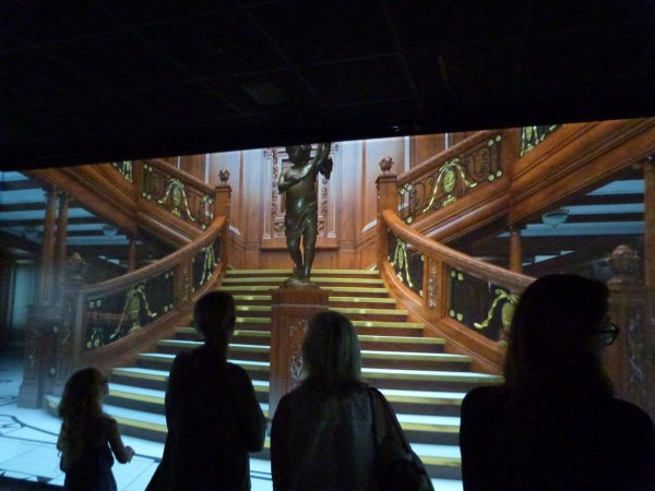 Ma visite au Titanic Belfast