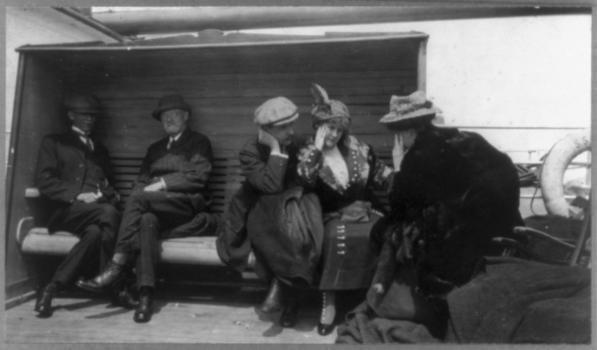 Les 13 couples du Titanic qui étaient en lune de miel