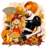 Tuto 368 - Flamboyante Redhead