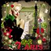 Tuto 416 - Seule à Paris