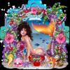 Tuto 596 - Bella Mermaid
