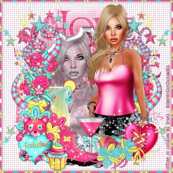Tuto 652 - Beauty Candy