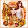 Tuto 746 - Happy Thanksgiving