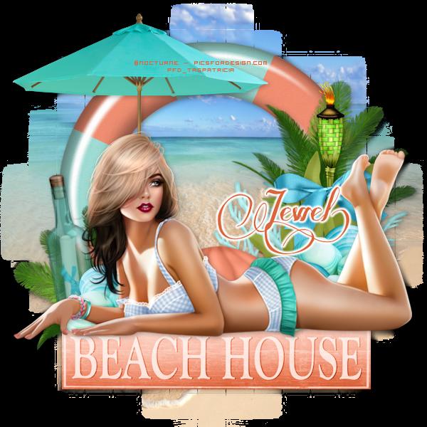 Tuto 852 - Beach House