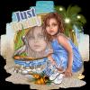 Tuto 853 - Just Beachy
