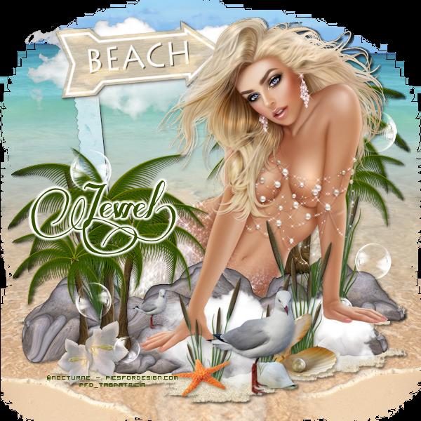 Tuto 868 - Beach For Me