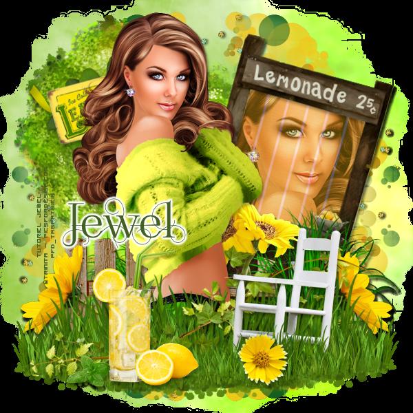 Tuto 873 - Lemonade