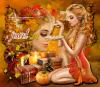 Tuto 892 - Painting Of Autumn