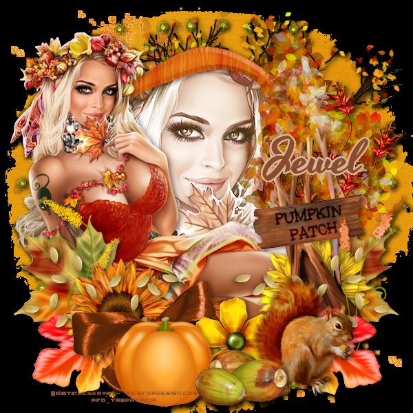 Tuto 893 - Pumpkin Patch