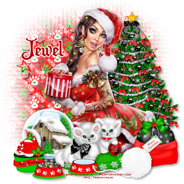 Tuto 911 - Kity Christmas