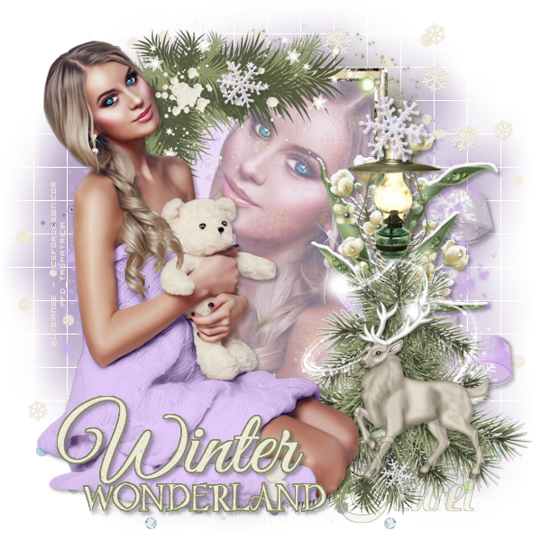 Tuto 914 - Winter Wonderland