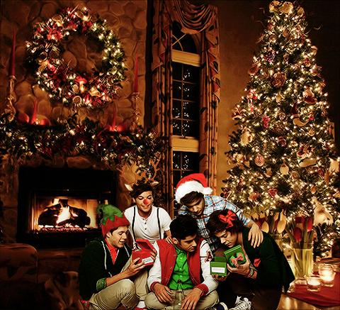 Happy Christmas ♥.