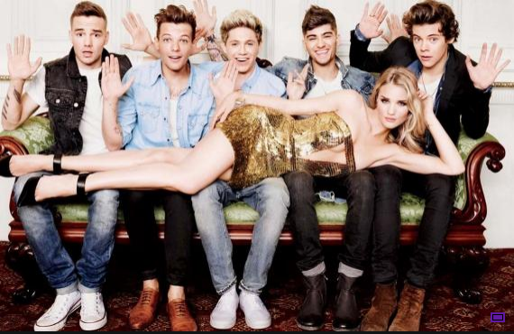One Direction : Glamour, les coulisses du shooting enfin révélées !
