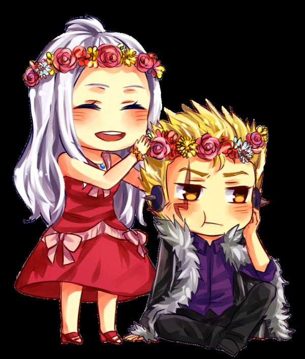 mon top 5 des couples de Fairy Tail <3