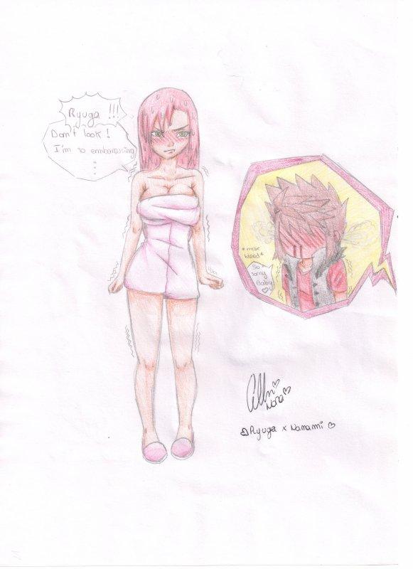 ♥ Don't Ryuga ! ♥