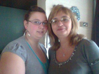moi et ma fiile