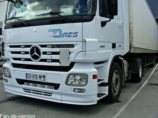 Mercedes!