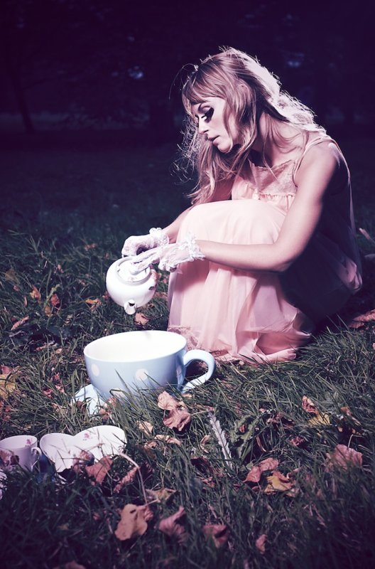 """""""Le meilleur moyen de réaliser l'impossible est de croire que c'est possible."""" ______________________________  Alice au pays des merveilles"""
