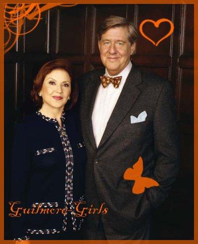 Richard et Emily Gilmore