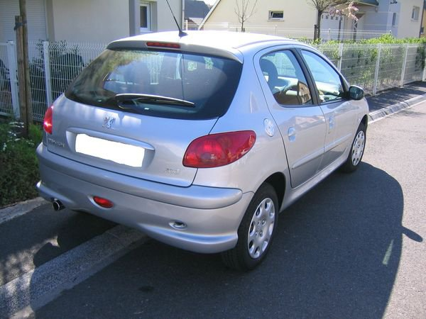 Ma voiture fraichement acquise ! :D