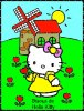 Bisous de Hello Kitty