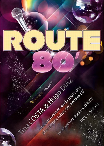 """Show """"Route 80"""""""
